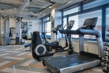 Corporate gym at Alexela Group