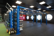 Gym at Tallink Tennisekeskus