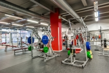 Fitness club Olymp