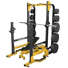 Hammer Strength HD Elite Multi Rack