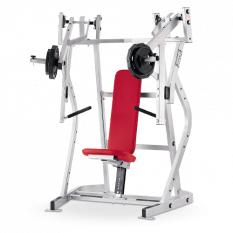 Iso-Lateral Bench Press (Vertical)