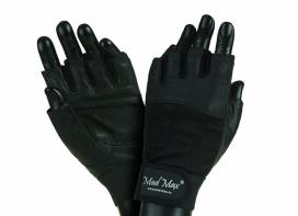 MAD MAX Fitness Gloves CLASSIC Exclusive (black / black)