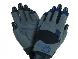 Mad Max Fitness Gloves Cool (dark gray / navy blue)