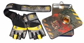Mad Max fitness gloves Signature