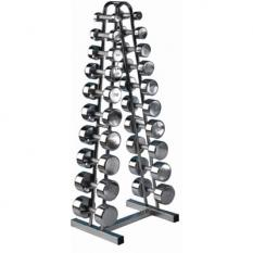 Professional dumbbell set