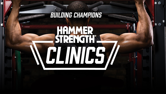 Hammer Strength Clinics