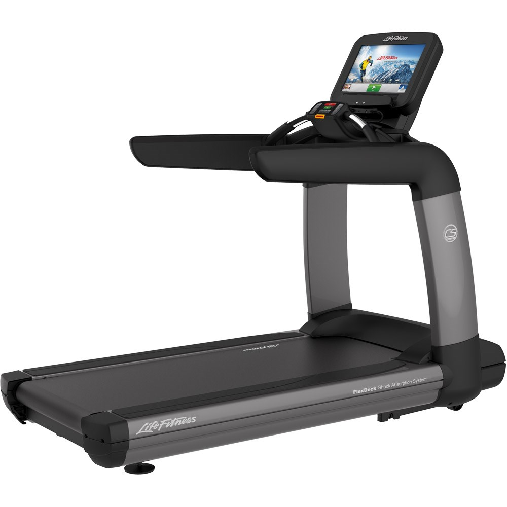 Life Fitness Treadmill Top Speed: Life Fitness Treadmill Club Series Platinum Discover SE